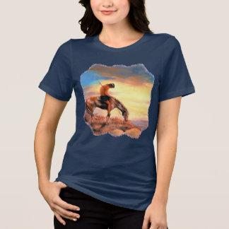 Camiseta Extremidade do nativo americano do t-shirt das