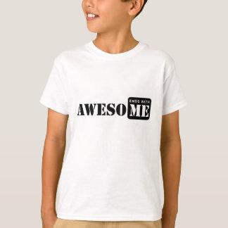 Camiseta Extremidades impressionantes com MIM