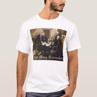 Camiseta Extremistas de direita