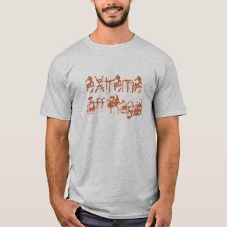 Camiseta extremo fora da estrada