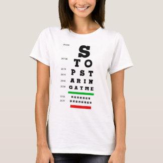 Camiseta Eyechart