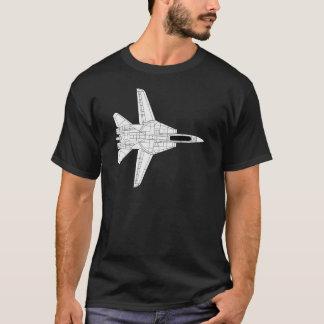 Camiseta F14 Tomcat - parte superior