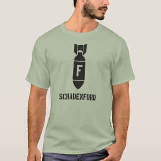 Camiseta F-Bomba de Schadenford