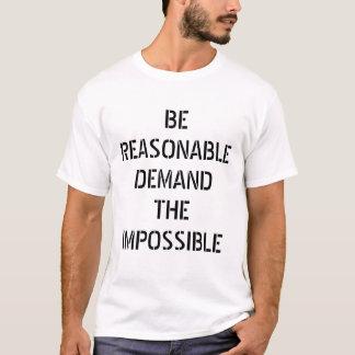 Camiseta f o estabelecimento