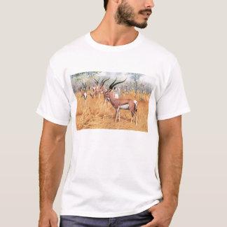 Camiseta F.W. Kuhnert - gazela de Grant