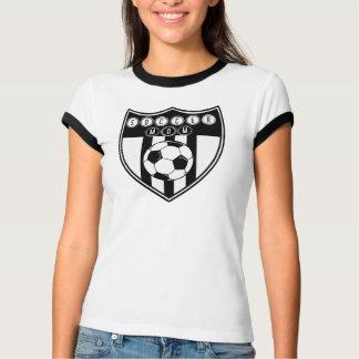 Camiseta Fã da mamã #1 do futebol