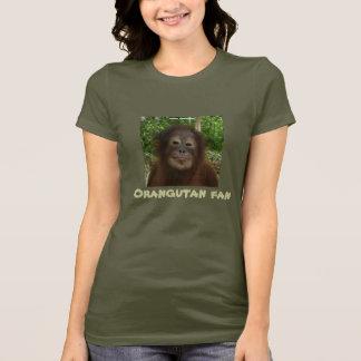 Camiseta Fã dos animais selvagens