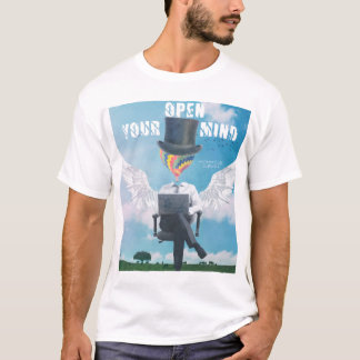 Camiseta Fá-lo em um moderno e elegante