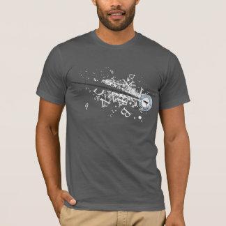 camiseta :: fabio lins - atira sarro