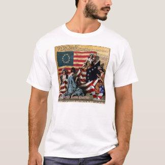 Camiseta Fabricante 1776 de Betsy Ross da ?a bandeira dos