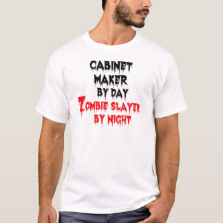 Camiseta Fabricante de armário pelo assassino do zombi do