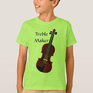 Camiseta Fabricante do triplo