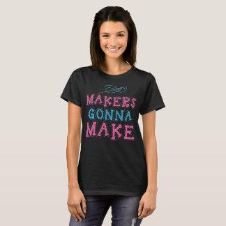 Camiseta Fabricantes que vão fazer o Tshirt Sewing do