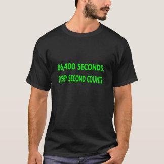 Camiseta Faça a contagem diária