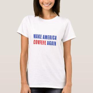 Camiseta Faça América Covfefe outra vez