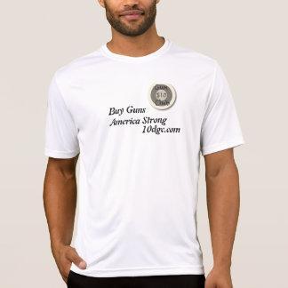 Camiseta Faça América forte - compre uma arma