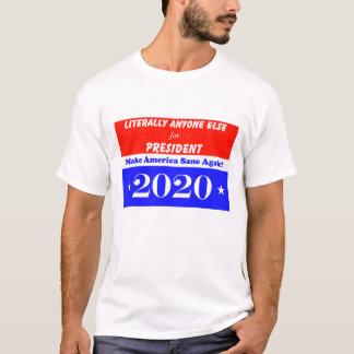 Camiseta Faça América sã outra vez em 2020!
