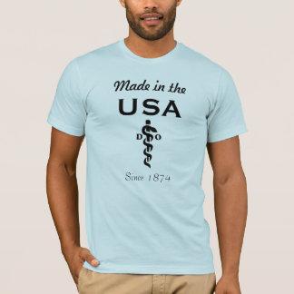 Camiseta FAÇA: Feito nos EUA desde 1874