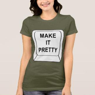 Camiseta Faça-o bonito