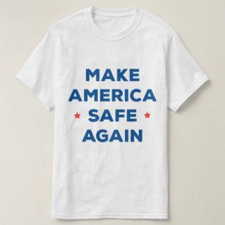 Camiseta Faça o cofre forte de América outra vez