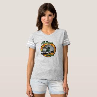 Camiseta Faça-o gostam de Pruitt