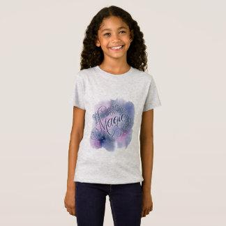 Camiseta Faça-o possuem a mágica