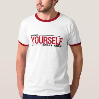Camiseta Faça-se o excelente outra vez