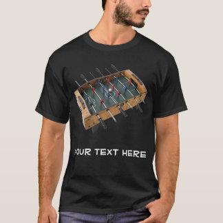 Camiseta Faça seu próprio t-shirt de Foosball!