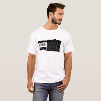 Camiseta Faça suas próprias massas