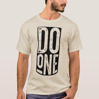 """Camiseta """"Faça um"""" T nativo de Manchester do dialecto de"""