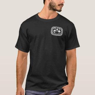 Camiseta Facada seus amigos - logotipo branco