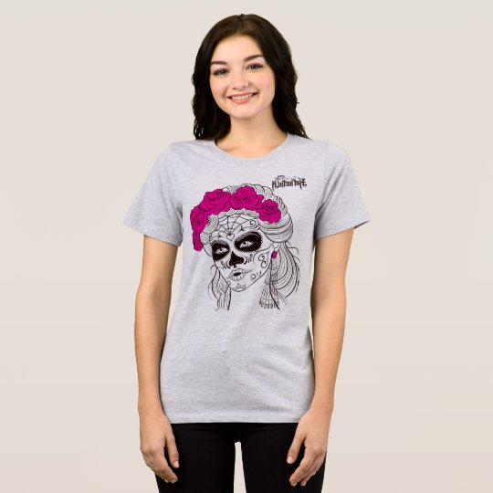 Camiseta Face Girl