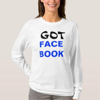 Camiseta Facebook OBTIDO?