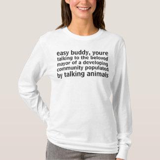 Camiseta fácil