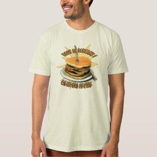 Camiseta Fácil como o t-shirt da panqueca