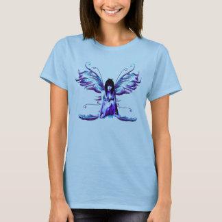 Camiseta fada azul