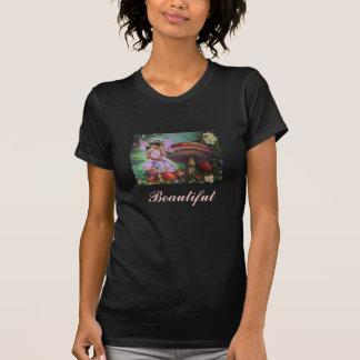 Camiseta Fada bonita