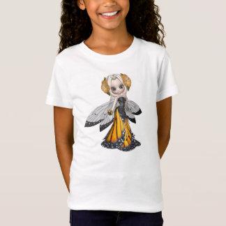 Camiseta Fada da borboleta de monarca