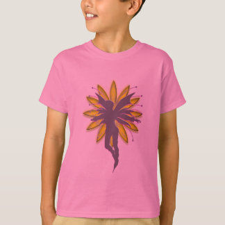Camiseta Fada da flor