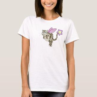 Camiseta Fada do gato