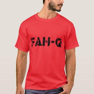 Camiseta Fahrenheit - Q -- T-shirt