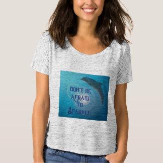 Camiseta Faísca do golfinho