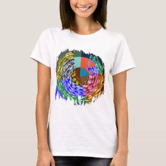 Camiseta Faísca grande de NOVINO - gráficos por Navin