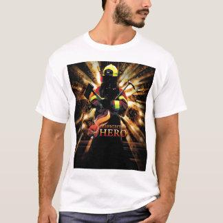 Camiseta Faíscas do herói