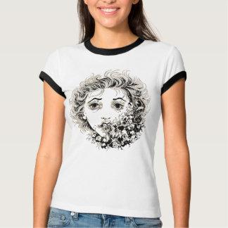 Camiseta Falando uma língua inoperante