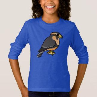 Camiseta Falcão peruano de Birdorable Aplomado
