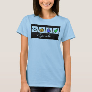 Camiseta Fale