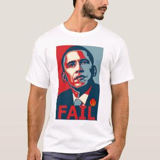 Camiseta Falha de Barack Obama