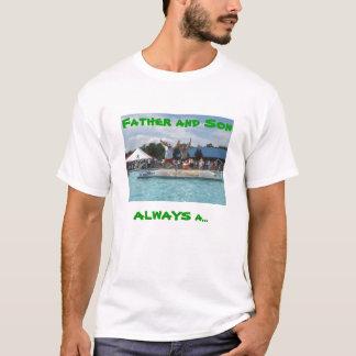 Camiseta falhanços, pai e filho, SEMPRE…