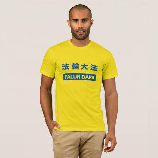 Camiseta Falun Dafa - Falun Gong